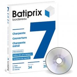 Batiprix Lot 7 Charpente - Couverture - Charpente métallique