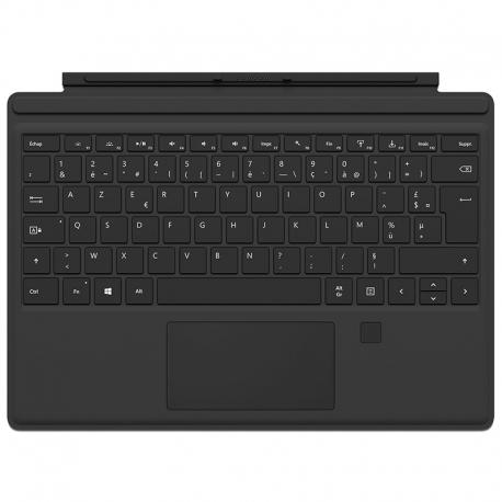 Clavier Coque pour Surface Pro3 Noir Rétro-éclairé