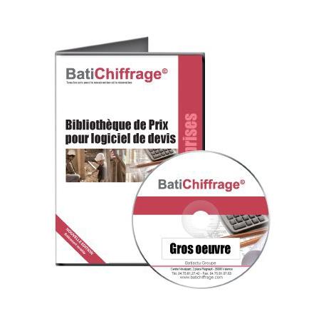 GROS OEUVRE (version électronique pour Batappli)