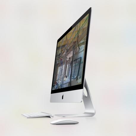 iMac 21,5 pouces avec OS X Mavericks
