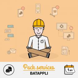 Pack assistance 1 an - Batappli Artisan ou PME