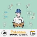 Pack assistance 3 ans - Batappli Artisan ou PME