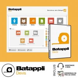 Batappli Devis (version pour le chiffrage et les factures)