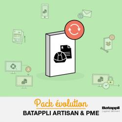 Mise à niveau  Batappli Artisan ou PME